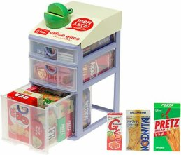 """""""Refresh Box"""" of Office Glico provided by Glico Company, One of Major Sweets Manufactures in Japan (The photo from Glico official site)"""